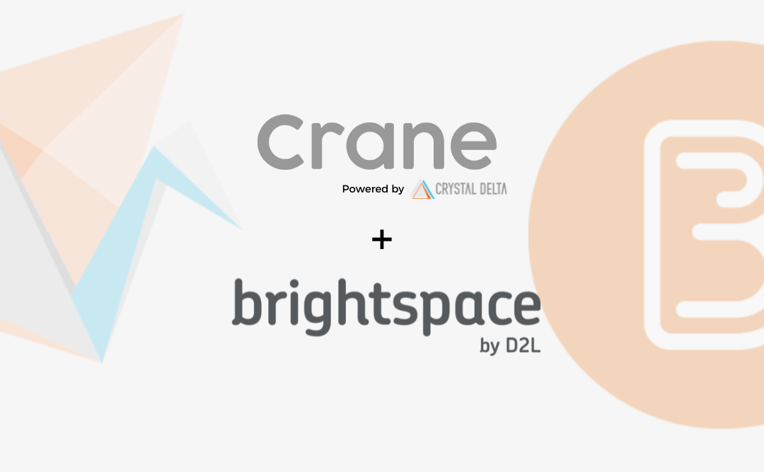 Crystal Delta and D2L Announce Partnership for Seamless Course Migrations to Brightspace LMS